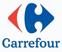 Nouveau logo Carrefour