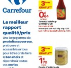 On fait la fête aux produits Carrefour