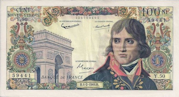 billet bonaparte