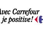 Avec Carrefour je positive… la chanson