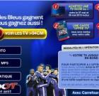 Carrefour fait perdre l'Equipe de France et Raymond Domenech