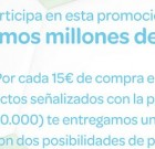 Carrefour perd 1 million d'euro en Espagne
