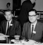Etienne Thil et Bernardo Trujillo
