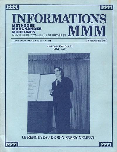 Informations MMM Bernardo Trujillo