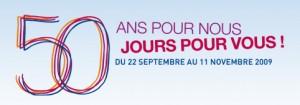 50 ans Carrefour