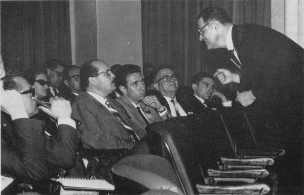 Bernardo Trujillo lors d'un séminaire MMM Dayton Ohio
