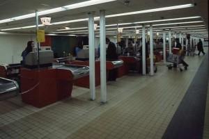 Carrefour ancienne ligne bleue