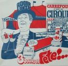Carrefour, c'est le cirque !