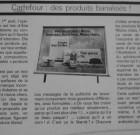 Free product : Carrefour était pirate contre les mauvaises marques