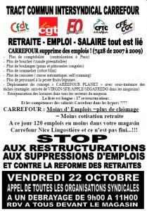 Carrefour Nice Lingostière