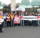 Carrefour recrute des grévistes