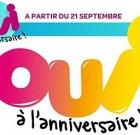 Oui à l'anniversaire Carrefour, à la bonne date !