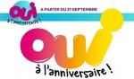 Oui à l'anniversaire Carrefour à partir du 23 septembre 2010
