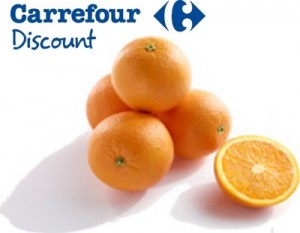 Oranges Carrefour Discount