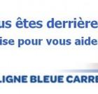 La ligne bleue Carrefour recule