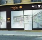 Carrefour City Café et Carrefour Express à hue et à Dia