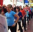Flashmob à Carrefour