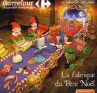 Catalogue de Noël Carrefour : 'la fabrique du père Noël, n'est pas Carrefour'