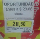 Carrefour : les prix pas pris prient