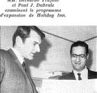 Paul Dubrule évoquant Bernardo Trujillo