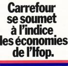 L'indice des économies de l'Ifop, pour Carrefour