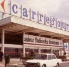 L'opération de l'indice des économies en magasin Carrefour