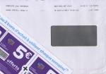 Enveloppe Carrefour par Aspheria