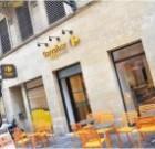 """Visite du 1er """"Carrefour City Café"""""""