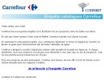 Carrefour s'interroge