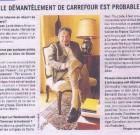 Le démantèlement de Carrefour est probable
