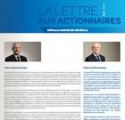 Assemblée Générale Carrefour : la lettre aux actionnaires