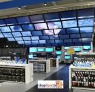 Carrefour Planet : les téléviseurs s'envoient en l'air