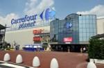 Carrefour planet Italie Paderno Dugnano facade