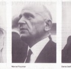 Les fondateurs de Carrefour : Jacques et Denis Defforey, Marcel Fournier