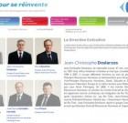 Thierry Garnier nommé Dir. Ex. Chine et Taïwan et Eric Legros Dir. Ex. Marchandises Groupe