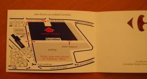 Carrefour sainte genevieve inauguration 1