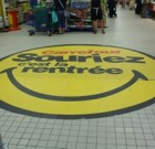Carrefour : un sourir à la Walmart