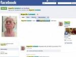 carrefour fausse pub profil mamie huguette larousse