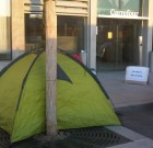 Carrefour : Xavier Kemlin fait le siège, en grève de la faim depuis 6 jours