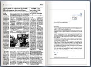 Knight Vinke Lettre ouverte Le Monde 20 octobre 2011