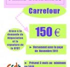 CFDT Carrefour : « On a demandé, on a négocié, on a gagné. »