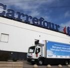Carrefour lance un camion électrique