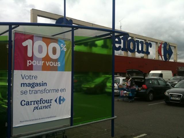 Carrefour Planet La Ville du Bois tel est'prix' qui croyait prendre # Ouverture Carrefour La Ville Du Bois