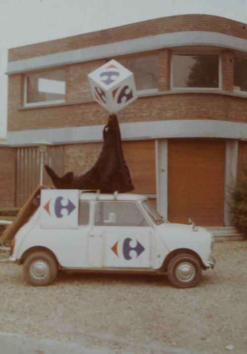 Cirque carrefour 1971
