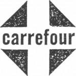 premier logo Carrefour