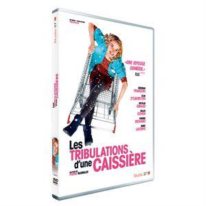 les tribulations une caissiere dvd