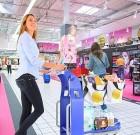 Carrefour : le nouveau chariot mobi