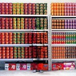 liu bolin supermarche