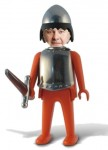 Prioux carrefour playmobil chevalier