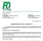 Carrefour et Accor «colonysés» dénoncent les syndicats FGTA-FO des deux entreprises